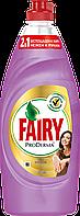 Средство для мытья посуды FAIRY ProDerma Шёлк и Орхидея 650 мл