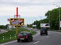 Скролл на Трассе Киев-Борисполь от а/п Борисполь на Киев
