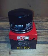 Фильтр масляный ВАЗ2108-2111, ОКА 2108-1012005  (М-008) OSV