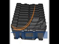 Крышка АКБ DAF XF95 1 1997-2002/XF95 2 2002-2006 T130017 ТСП КИТАЙ