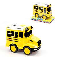 Автобус инерция, 2 вида блистер