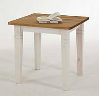 Журнальный стол из массива дерева 145