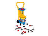 Игровой набор Маленький механик производитель Wader/Тигрес
