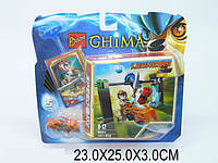 Конструктор Chima 106 деталей на планшете 23х25х3