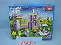 Конструктор COGO Красивая принцесса, в коробке 29х23х6 /-2 -2/ (m+)