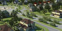 Строительство коттеджей, коттеджных городков