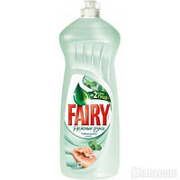Средство для мытья посуды FAIRY Нежные руки Чайное дерево и мята 1л