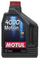 387202/4000 MOTION SAE 10W30 (2L)/100333