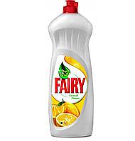 Средство для мытья посуды FAIRY Сочный лимон 1л
