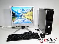 ПК Dell Optiplex 740 + Philips 170B6 бу