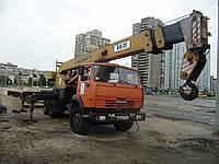 Аренда автокрана Услуги автокранов Автокраны в Киеве, фото 1