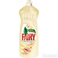 Средство для мытья посуды FAIRY Нежные руки Ромашка и витамин Е 1л
