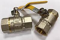 Кран шаровый для газа ТК Ду 25 в/в