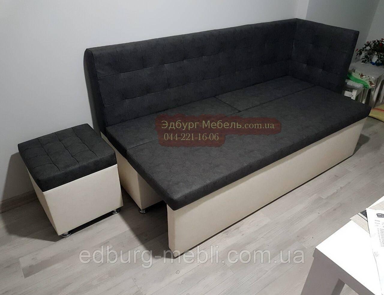 Диван  Пегас Квадро с ящиком и спальным местом 1900х600х900мм, фото 1