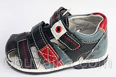 Летняя обувь Босоножки на мальчика от фирмы С Луч(20-25)