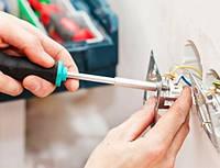 Встановлення розетки з проведенням  окремого провода до 5 м і встановлення автомата в щитку для бойлера та інш
