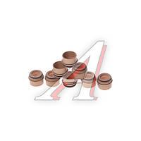 Сальник клапана (колпачок) ВАЗ 2101-2108,2110,21213,2123 (компл.8шт) (пр-во РЕЗЕРВ, г.Самара)