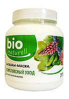 Бальзам-маска Bio naturell 7 трав Комплексный уход для всех типов волос - 480 мл.