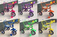 Велосипед трехколесный TILLY TRIKE T-311 6 цвета коробка