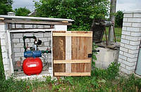 Встановлення насосної станції в колодязі