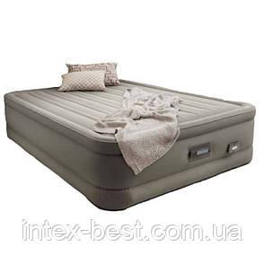 Intex 64770 надувная кровать Premium Comfort-Plush 203x152x46см, фото 2