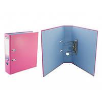 Папка-регистратор А4 7 см, розовая Е39721*-09 (Украина)
