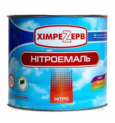 НІТРОЕМАЛЬ Хімрезерв (37кг) чорний