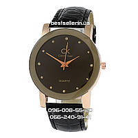 Часы Calvin Klein 3900 quartz Gold/Black