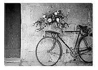Светящиеся картина Startonight Ретро Велосипед Черно Белые Печать на Холсте Декор стен Дизайн дома Интерьер