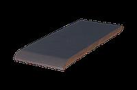 Клинкерная плитка для подоконников Полярная ночь (08) серый , фото 1