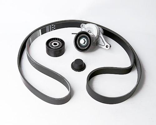 Комплект ремня генератора с роликами Renault Master 3, Opel Movano B, Nissan NV 400