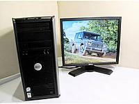 ПК Dell Optiplex 745 (MT) + Dell P190S бу