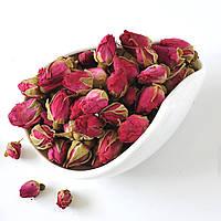 Акция! Роза чайная сушеная, бутоны ЭКСТРА, 5 упаковок по 10 грамм