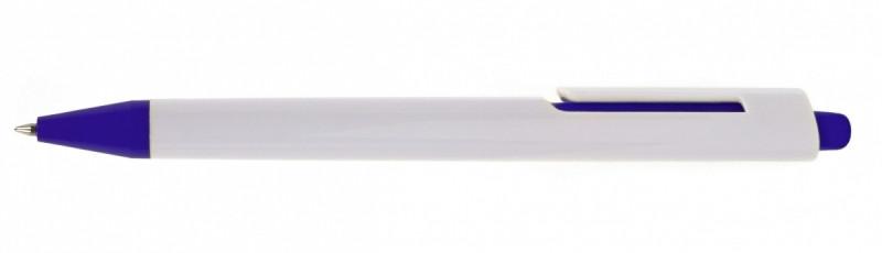 Ручка шариковая Economix Promo Milan, цвет ручки Синий
