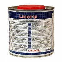 Очищающий гель для уборки затвердевших остатков эпоксидных затирок LITOSTRIP 750 мл