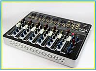 Аудио микшер Mixer BT7000 7ch