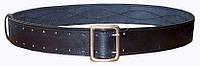 Ремень офицерский кожаный Медан 1500 (ширина 5 см)