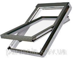 Мансардное окно FAKRO PTP-V U3 78/118см ПВХ