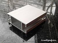 Модель 2721 Алюминиевый профиль для производства торгово-выставочного оборудования