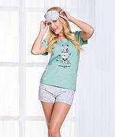 Пижама женскеая  Matilda, мята, S/44, TM Taro