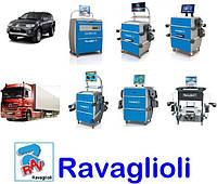 Cтенд развал схождения  Ravaglioli