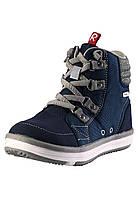 Демисезонные ботинки для мальчика ReimaТес 569303 - 6980. Размеры 32 и 33., фото 1