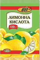 Лимонная кислота 100г