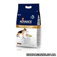Advance (Эдванс) Dog Maxi German Shepherd, 12 кг, корм для взрослых немецких овчарок (c индейкой и рисом)