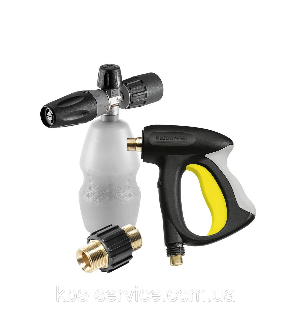 Продажа запчастей и комплектующих к аппаратам высокого давления KARCHER