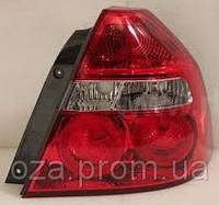 Фонарь задний правый Chevrolet Aveo T250 06-