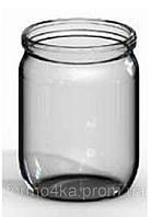 Банка стеклянная, 0,5 л (15 шт. в уп.)
