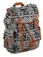 Городской рюкзак текстиль