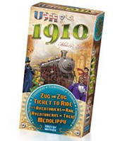 Билет на поезд: США 1910 (Ticket to Ride: USA 1910) настольная игра