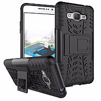 Чехол Samsung J2 Prime / G532F противоударный бампер черный
